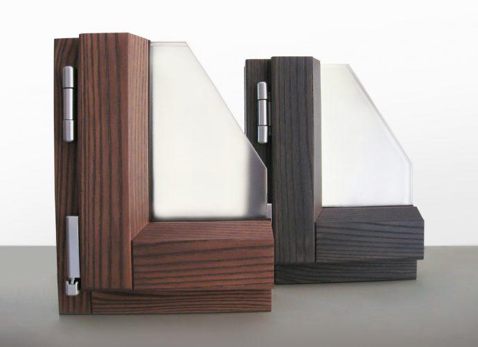 I 5 motivi per scegliere infissi in legno alluminio